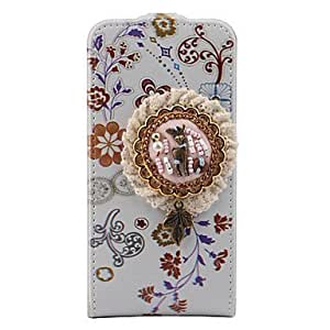 Flip Case for iPhone 4 and 4S (Fawn)