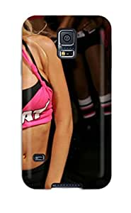 Best miami heat cheerleader basketball nba NBA Sports & Colleges colorful Samsung Galaxy S5 cases 3231267K456587328