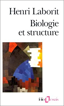 Book's Cover ofBiologie et structure