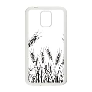 The Wheat Hight Quality Plastic Case for Samsung Galaxy S5