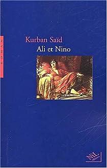 Ali et Nino par Saïd