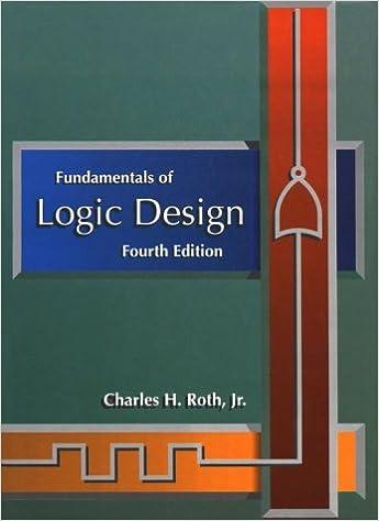 Fundamentals of logic design charles h jr roth 9780534954727 fundamentals of logic design 4th edition fandeluxe Gallery