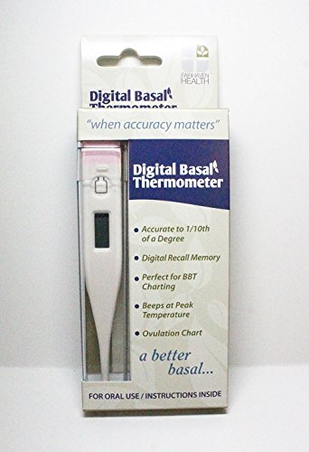 Digital Basal Thermometer FairHaven