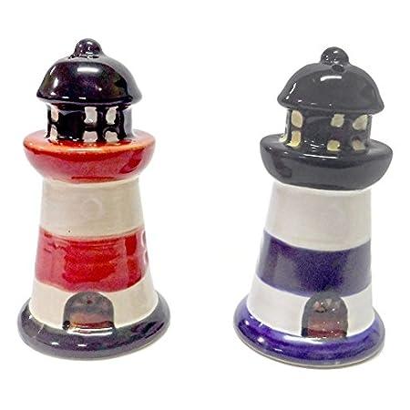 419GH%2Bc4AXL._SS450_ Beach Salt and Pepper Shakers & Coastal Salt and Pepper Shakers