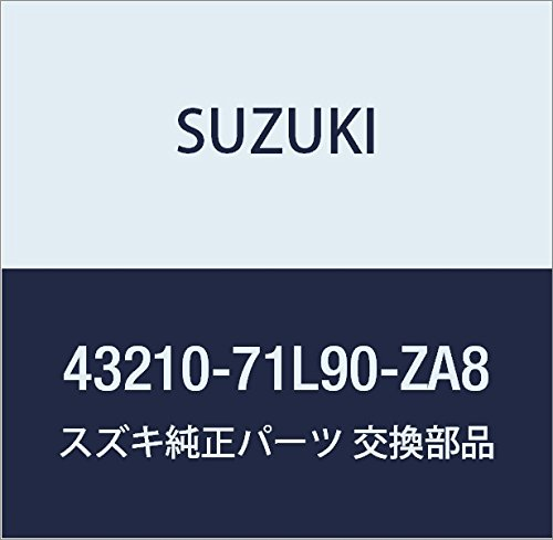 SUZUKI (スズキ) 純正部品 ホイール 品番43210-71L90-ZA8 B01MYNI69M