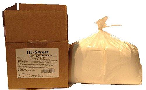 - LorAnn Hi Sweet Powdered Corn Syrup - 5 lb