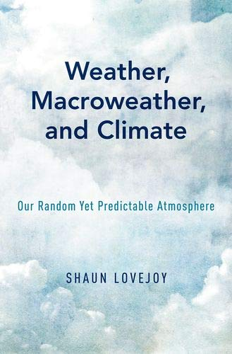 Weather, Macroweather, and Climate: Our Random Yet Predictable Atmosphere