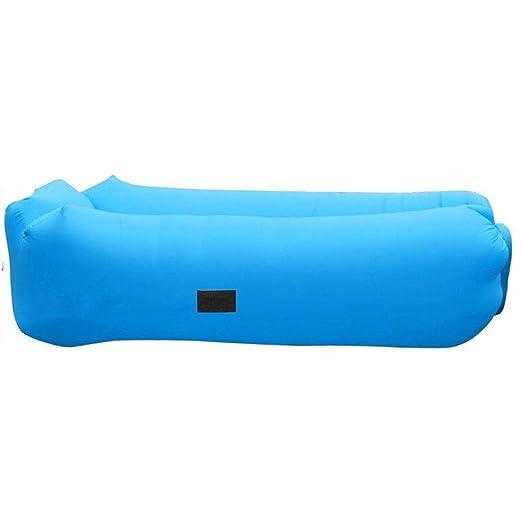 Saco de dormir portátil inflable al aire libre Seguridad ...