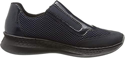 Rieker Damen N5653 Sneaker