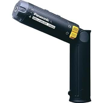 Panasonic EY 6220 NQ Destornillador Plegable Ajustable 2,4 V, 2 baterías Ni-