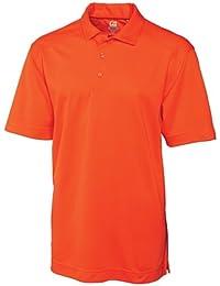 Cutter & Buck Men's Big-Tall Cb Drytec Genre Polo Shirt
