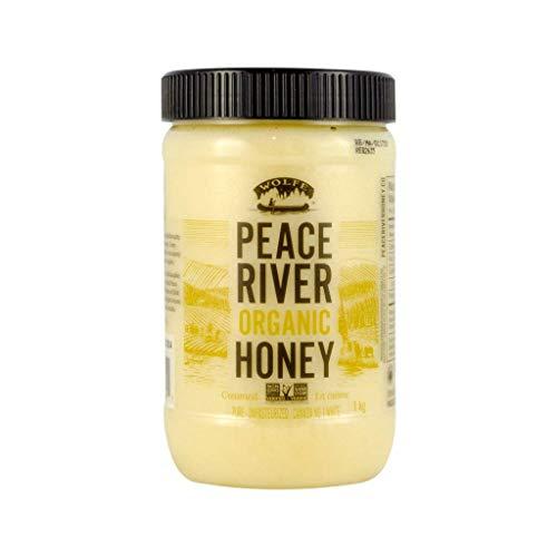 Peace River Organic Honey 1 KG (Made in Canada) (Peace River Canada)