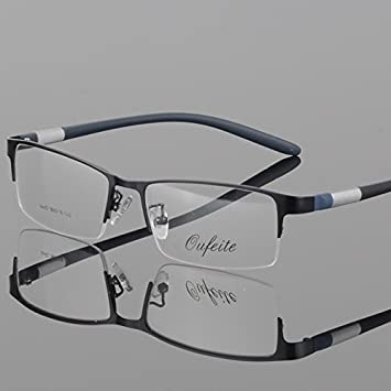 f4a12a1829 BuyWorld Men s Titanium Rimless Eyeglasses Frame Reading Glasses   Amazon.in  Health   Personal Care