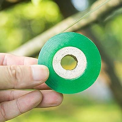 5 Rolls Self-Adhesive Grafting Tape Gardening Tape Garden Fruit Tree Grafting Tool, 1inch×328ft : Garden & Outdoor