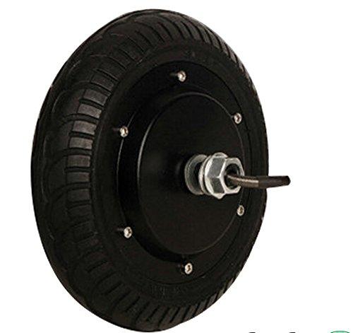 8インチ400W 24V電子スクーターホイールハブモーター電動ハブモータースクーパー電動スクーターパーツ用   B07J5V15KX