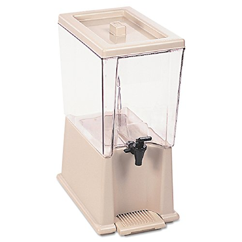 Rubbermaid-Commercial-Products-FG335900CLR-5-Gallon-Clear-Beverage-Dispenser