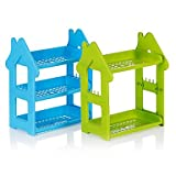 QINF Colorful Free Combination Storage Racks K2192