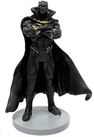 Disney Marvel Avengers Black Panther PVC Figure [Standing Loose]
