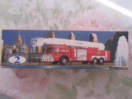 1995 Sunoco Aerial Tower Fire Truck Series 2 (Tower Fire Truck)