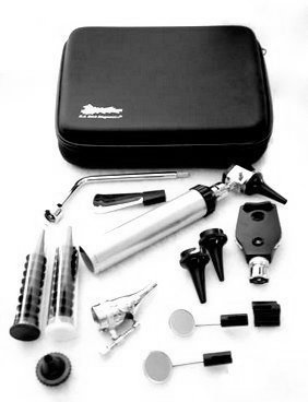 Bock Medical Edition ENT Kit: RA Bock Diagnostics Ear, Nose and Throat Exam Kit : The Perfect Tool for Medical Students!
