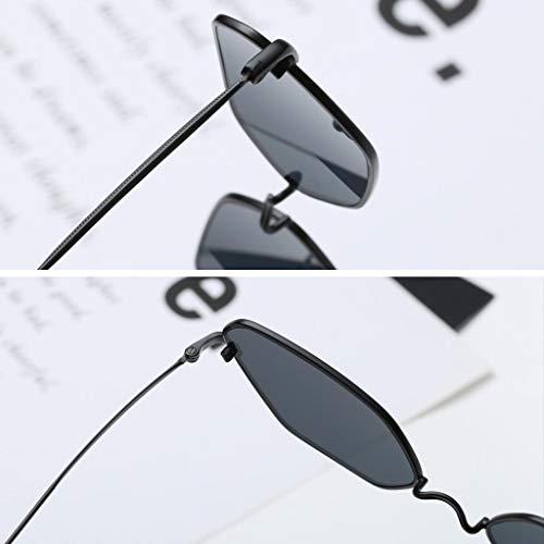 Noir Uv Soleil De Rétro D'extérieur Œil Chat Unisexe Pour Classiques Fenteer Lunettes 400 xUqZSwY7