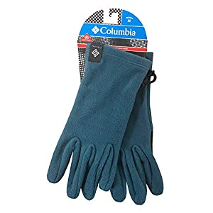 Columbia Women Agent Heat II Omni-Heat Thermal Reflective Fleece Gloves