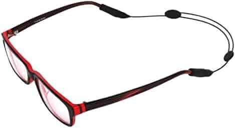 8d981cdbc29 iiniim No Tail Adjustable Eyewear Retainer Sunglasses Strap Holder