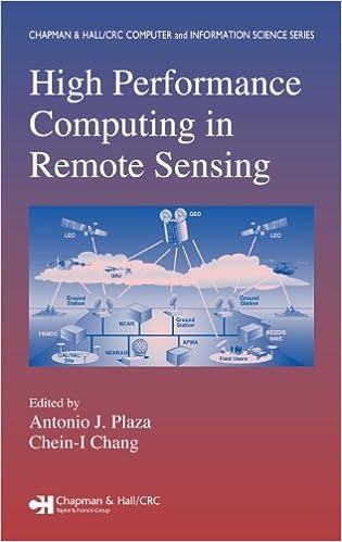 High Performance Computing in Remote Sensing (Chapman &