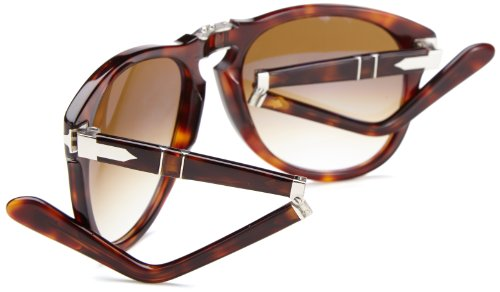 Sol Gafas 57 Havana 24 0714 Mod de Persol EwP81q4q