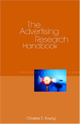 The Advertising Research Handbook