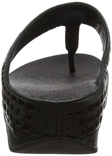 Black Negro Mujer All Chanclas E92 Fitflop 0qnaRY