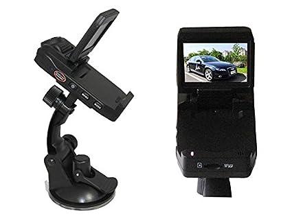 Cámara de vídeo de vigilancia para coche, estuche negro, para prevenir actos vandálicos y