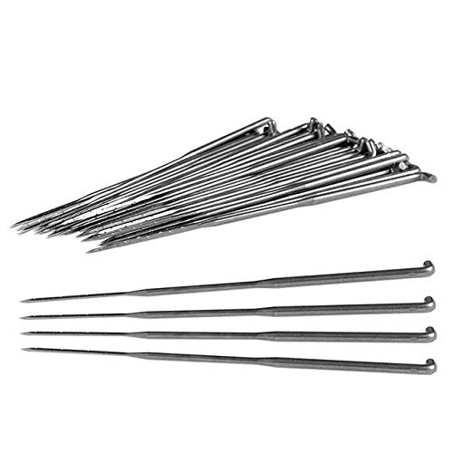 Embroidery Needles - 60pcs 79/86/91mm Felting Needles DIY Hand Wool PIN Felt Tools Kits Embroidery DIY Craft Knitting Accessories Hogard by Embroidery Needles