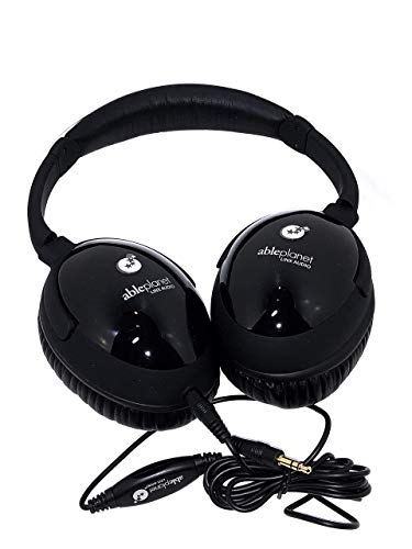 Able Planet PS400BG On the Ear Stereo Headphone