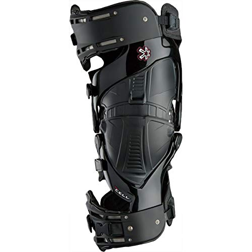 Asterisk Ultra Cell 2.0 Knee Protection System - Single (X-Large/Left) - Knee Asterisk Cell Brace