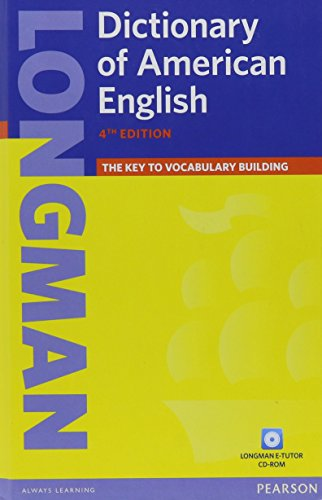 Longman Dictionary of American English, 4th Edition (hardcover with CD-ROM) (4th Edition)
