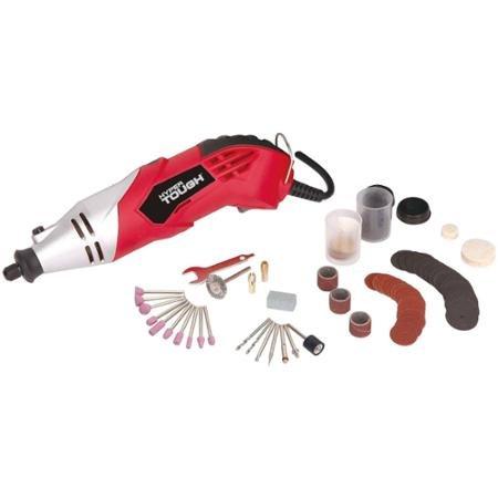 Hyper Tough 106 Piece Rotary Tool Kit