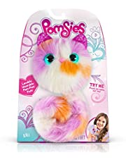 Deal on Pomsies 1978 Kali - Amazon Exclusive, White/Purple/Tangerine. Discount applied in price displayed.