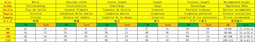 Top Bambina Vestiti Bozevon Set 2pcs Bambino Pantaloni 1 Stile Lunga Maglia XRRqWC