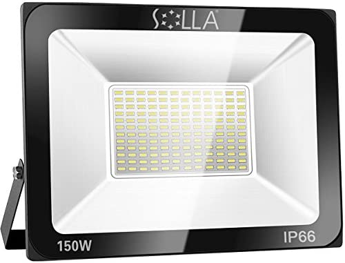 SOLLA Waterproof Equivalent Security Floodlight