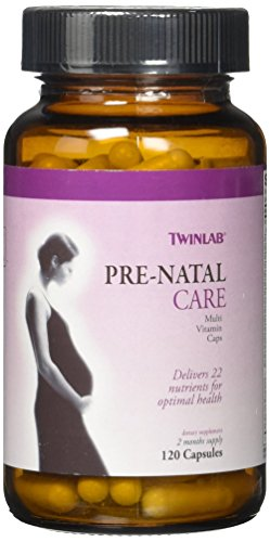 Twinlab Prenatal Care - Twinlab Pre Natal Formula 120 Cap