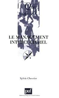 Le Management interculturel par Sylvie Chevrier