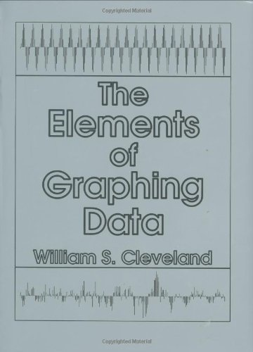 The Elements of Graphing Data by Brand: Hobart Press