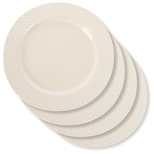 Signature Housewares 4892 Sahara Salad Plates (Set of 4), - Macys Cr