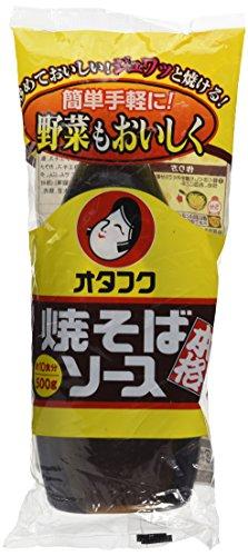 Yakisoba Sauce - 17.6oz by Otafuku.