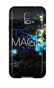 Premium Galaxy S5 Case - Protective Skin - High Quality For Magic