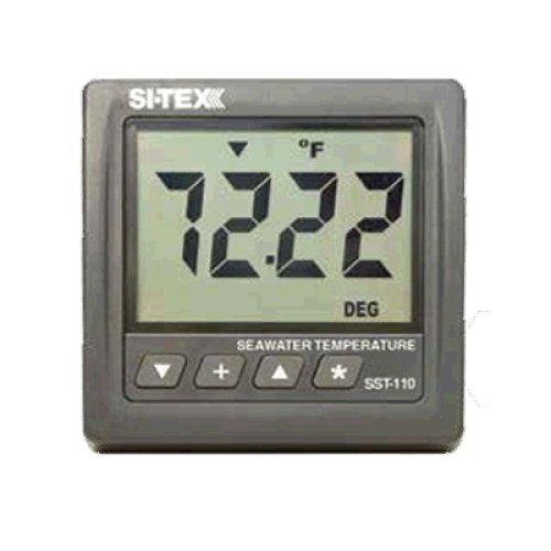 SITEX STX-SST-110TS / Water temp. Indicator w Thru-Hull Xdcr