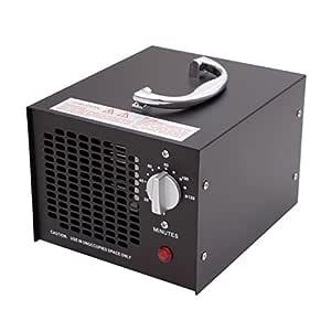 ECO-WORTHY 3.5 G 220 V Generador De Ozono Industriales ...