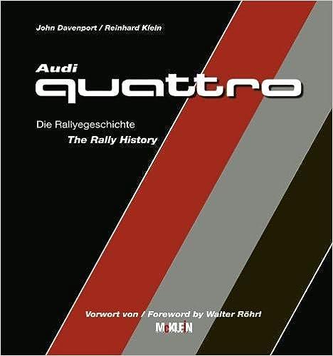 Como Descargar Torrente Audi Quattro: The Rally History De PDF