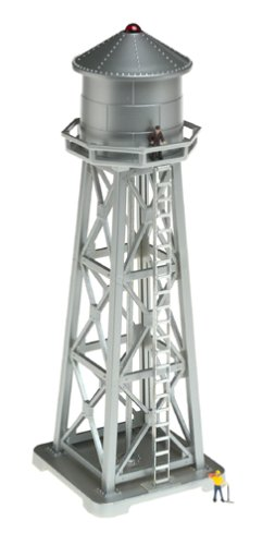 Model Power - N B/U Water Tower w/Blinking Light ()